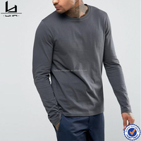New Product Long Sleeves Fitted T