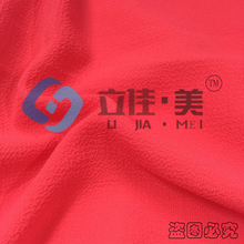 polyester fabric price per meter 100% Polyester China Suppliers Dobby Bubble Chiffon Fabric with Stretch