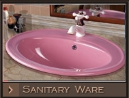 SANITARY WARE MANUFACTURERS INDIA
