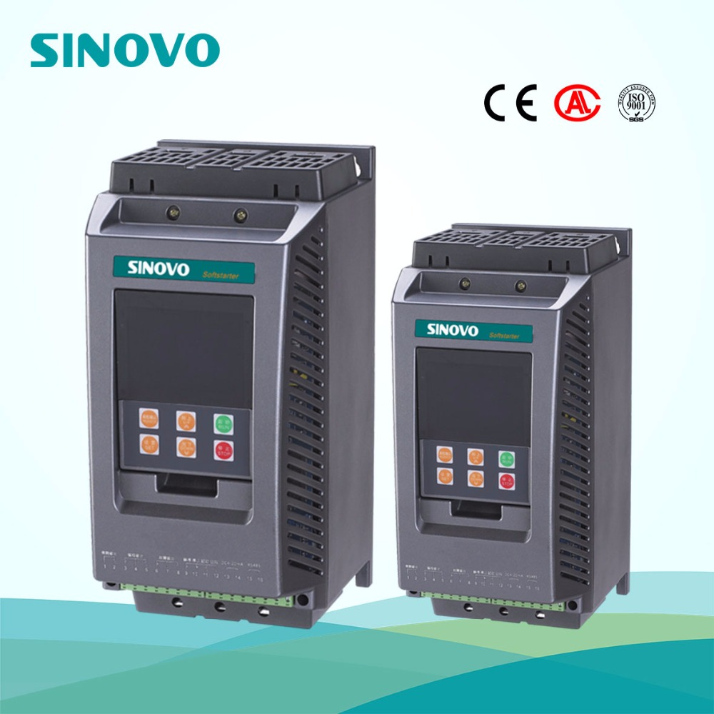 The best price 60kw dc to ac motor soft starter with 18 months warranty