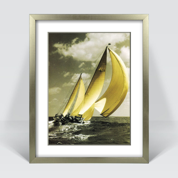 Plastic 18x24 Sailboat Photo Picture Frame Snap Poster Frames Wholesale
