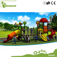 Top quality kids used school outdoor playground equipment for sale