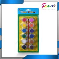 puff cake water color square water color cake watercolours artists