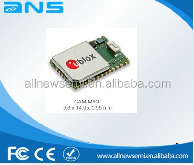 NEW AND ORIGINAL: CAM-M8Q GPS/GLONASS/BeiDou/QZSS MODULE