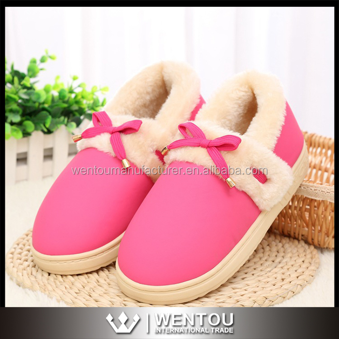 Children Cute Warm Cotton Padded Shoes
