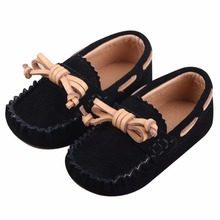 Jamron Kids Comfort Suede Leather Loafer Flats
