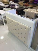 OEM high quality low price hot sale reception desk/table CT019