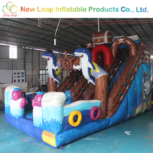 Inflatable House Bouncy Castle Inflatable Combo bouncer inflatable