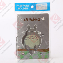 wholesale hot sale Soft material passport cover/Waterproof clear pvc passport cover/soft plastic pvc paper card cover holder