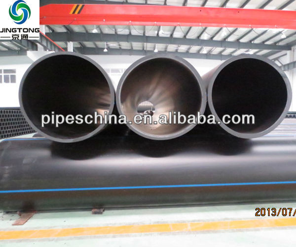 PE Pipe For Urban And Rural Sewage Networks