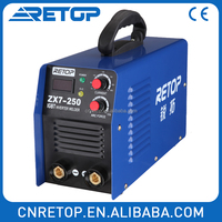Hot selling IGBT MMA 250I Arc Welder dc Inverter welding machine
