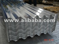 aluminum corrugated sheets