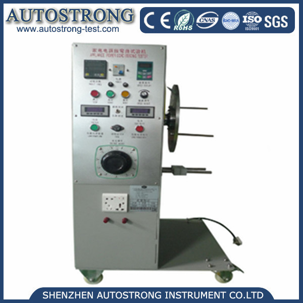 2017 New Autostrong Power Cord Flexibility Tester