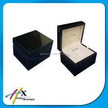 Luxury lacquer painting wooden watch gift box