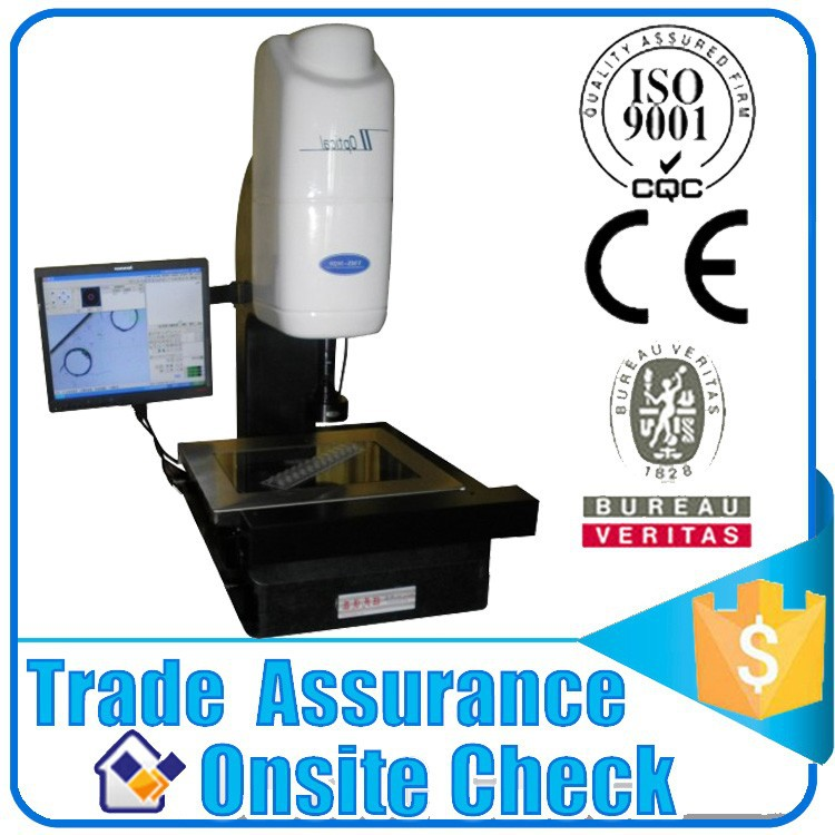 Servo Motor CCD Camera Optical Tester