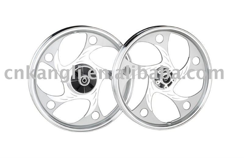 17 inch 70cc 125cc motorcycle aluminum alloy wheel