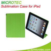 with different colors leather case for ipad