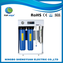 2017 new design water filter system for rainwater and tank water