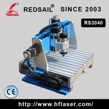 Redsail RS3040 Mini CNC Wood Engraving Cutting Router Machine With Rotary Axis