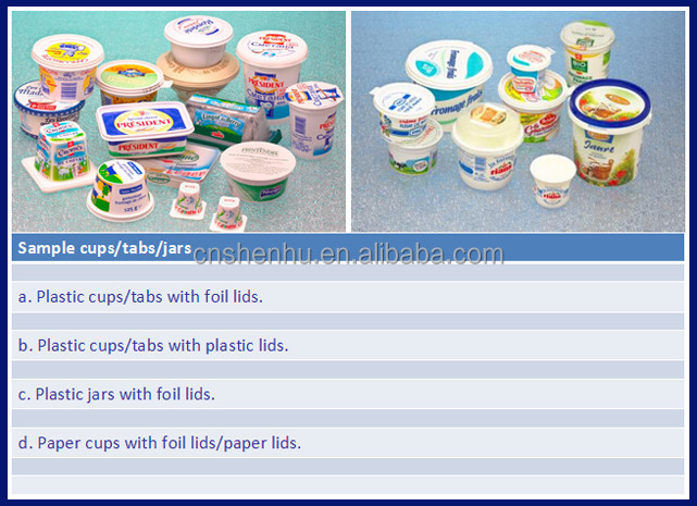 Shanghai small manufacturing machines automatic ice cream cup filling machine