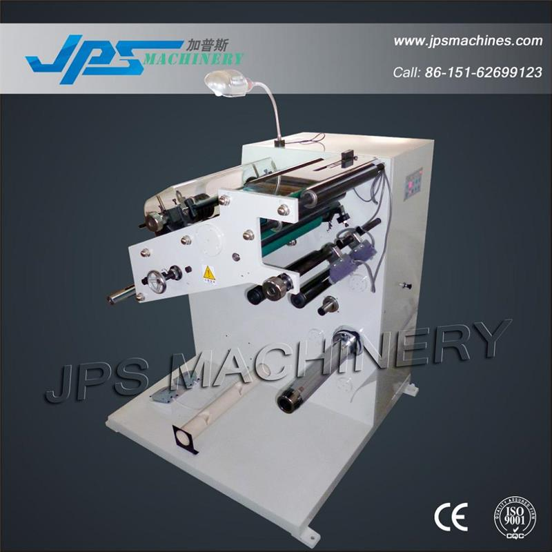 Auto blank label slitter rewinder machine with high quality