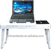 Adjustable Rolling Laptop Table laptop parts laptop computer bed design furniture