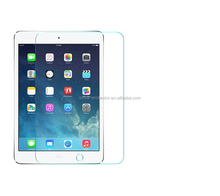 Wholesaler 9H 0.33mm top tempered glass screen film/guard for ipad air/ipad mini for ipad5/4/3/2 oem&odm free sample
