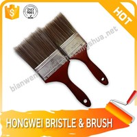 bristles paint brush with high quality brush set