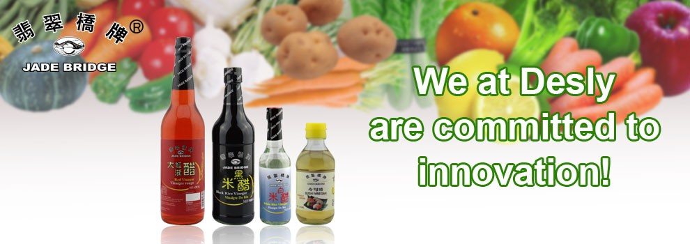 natural rice vinegar with great quality