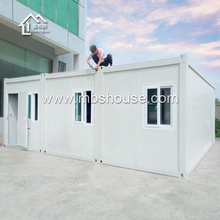 Hot sales CE ISO9001 Standard Size 20ft 40ft prefab movable Container house for office, shop, dormitory