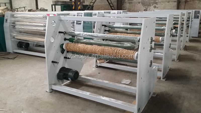 pricing bopp packing machine slitter rewinder line/slitting and rewinding BOPP tapes,cellophane adhesive