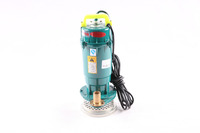 180w electric single phase centrifugal mini sewage drainage submersible water pump for dirty water(V180F-A)