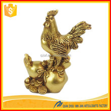 ODM/OEM animal sculpture personalized resin ornaments wholesale resin statues