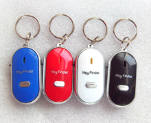 RFID hand held key finder gps tracker anti lost with LED keychain
