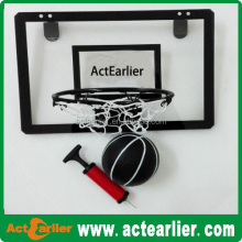 customize mini office plastic indoor basketball hoop for sale