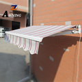 High Quality Wholesale Custom Cheap canopy awning stainless steel morden glass