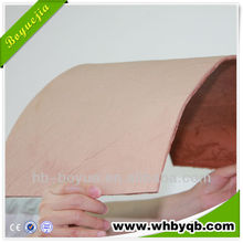 NEW TECHNOLOGY decorative 3mm 5mm thick flexible ceramic exterior wall facing brick tiles