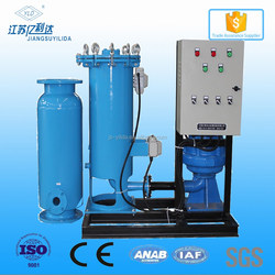condenser tube cleaning equipment for Air conditioner brass tube fouling cleaning
