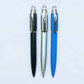 High Quality Matt Ball Pen Cheap Metal Twist Ballpoint Pen