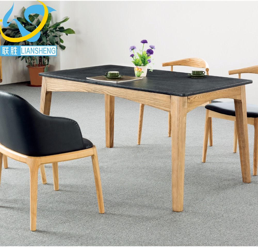 Table Bases for Glass Dining Tops Dining Table Modern/Wood