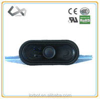 LED TV hardware 4ohm 5w LED TV internal speaker