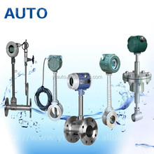 LUGB series Reliable measurement steam flow meter, vortex flowmeter, compressed air flow meter
