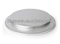 2014 hot sale 1mm-10mm cardboard cake circles