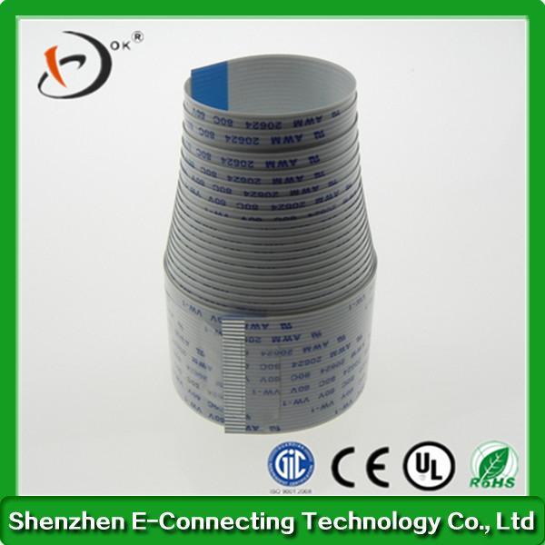 Customized FFC flat cable with I-pex 20455-30T