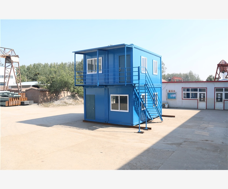Economical Panel Box iso container house for