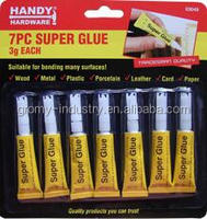 Extra Strong 7pcs Super Glue