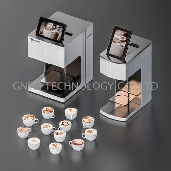 Latte art coffee printer china coffe