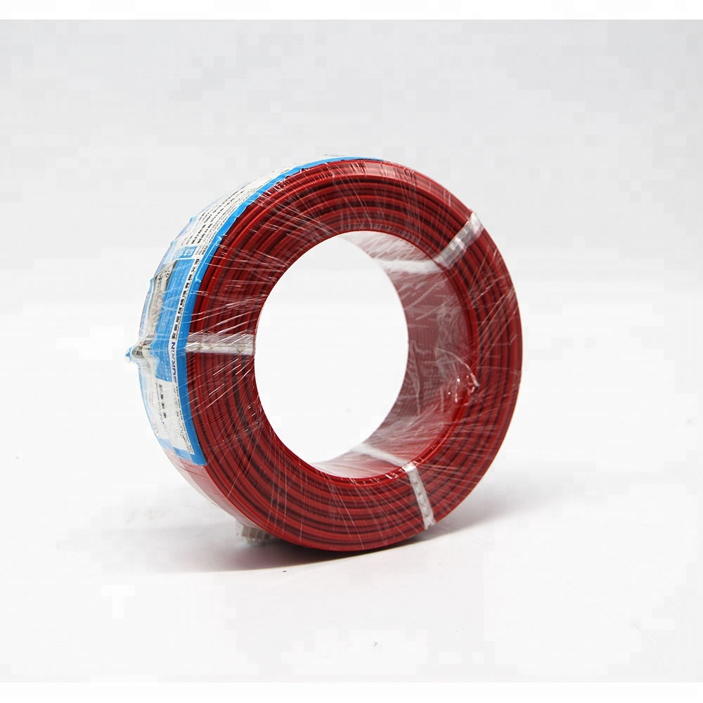 PVC insulation BV <strong>H07V</strong>-<strong>U</strong> electrical wire single conductor <strong>h07v</strong> cable