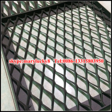 window expanded metal grills protection design