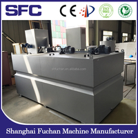 PAM polymer preparation device with automatic dosing system for food wastewate treatment ( PL3 series )